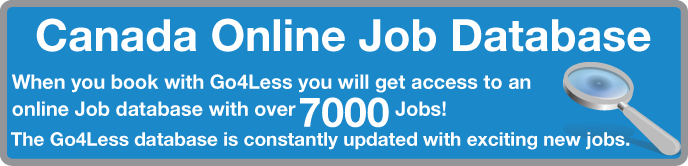Canada Online Job Database