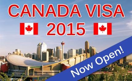 J1 Visa 2015 Australian Visas 2015 Canadian Visas 2015