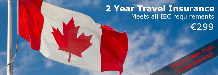 Canada 2 Year Travel Insurance
